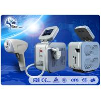Portable 808nm Diode Laser Depilation Machine with 600W Germany DILAS Laser Bar Manufactures