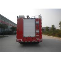 Quality 168pcs Equipments Fire Rescue Vehicles , Welding Structure Motorized Fire Truck for sale