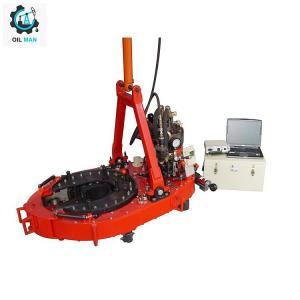 TQ340-35Y, TQ178-16Y Hydraulic Casing Power Tong With Hydraulic Power Station Manufactures