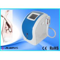 Red Home IPL Hair Removal Machine Intense Pulse Light , Air Cooling , 8 Inch Touch Screen Manufactures