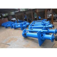 China Centrifugal Submersible Sump Vertical Slurry Pump With Agitator And Long Life on sale