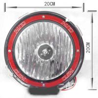 Automobiles / Motorcycles 18w LED Vehicle Work Light DC 10 - 30V For 4x4 Offroad Manufactures