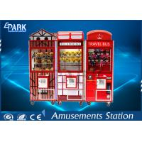 Newest British Style Crane Game Machine Toy Claw Machine With 1 Year Warranty Manufactures