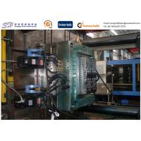Valve Gate Hot Runner System In Injection Moulding Clear Polycarbonate Tray 600 X 400 X 110mm