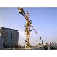 Small Stationary Construction Tower Crane For Building Construction Projects Manufactures