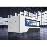 500w IPG Fiber Laser Cutting Machine 1500x3000mm for Stainless steel Manufactures