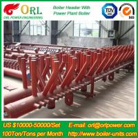 Plant CFB Boiler Heating Power Chemical Oil Chemical Industry 240 MW Boiler Header SGS Manufactures
