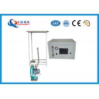 Intelligent Flammability Testing Equipment , 5mm Wire Flammability Test Chamber Manufactures