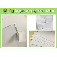 Customized White Cardboard Paper Sheets , Paper Packaging Board For Medicine