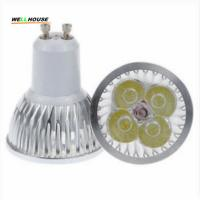 Bright 9W 12W 15W GU10 MR16 E27 GU5.3 LED Bulbs Light 12V 110V 220V Dimmable GU10 Led Spotlights Warm/Cool White LED Manufactures