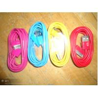 Colorful Hi - speed USB 2.0 Sync Cables for Iphone 4 Manufactures
