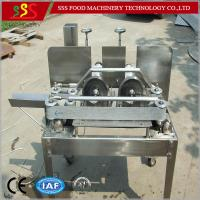 Fish Filleting Machine with CE certificate Fish Cutting Machine Fish Belly Opening Machine Manufactures