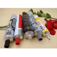Six Colors Printing Adhesive Tube 99.7% Purity Collapsible Aluminum Manufactures