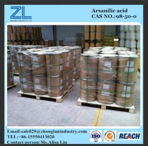 p-Arsanilicacid,CAS NO.:98-50-0 Manufactures