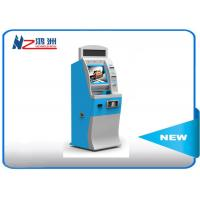 17 Inch 22 Inch Information Kiosk , Self Service Payment Kiosk With Windows System Manufactures
