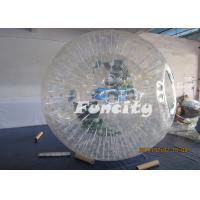 Environmental Leisure Inflatable Zorb Ball  for Children / Adults Manufactures