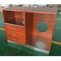 Buy cheap wooden HPL top hotel bedroom furniture,dresser/chest /TV cabinet /fridge from wholesalers