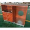 Buy cheap wooden HPL top hotel bedroom furniture,dresser/chest /TV cabinet /fridge cabinetDR-0032 from wholesalers