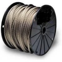 6x36 (14/7+7/7/1) IWRC Marine Grade Stainless Steel Wire Rope for Luffing ropes Manufactures