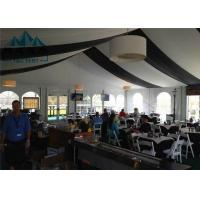 Colorful PVC Cover Outdoor Party Tents Selectable Size For Special Festivals Manufactures