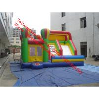 Inflatable Slide & Obstacle Course Combo     Manufactures