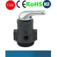 Water Treatment Parts Runxin Multi-function Manual Filter Control Valve  2 T/H F56E Manufactures