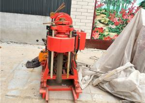 15KW Small Rock Drilling Equipment GK-200-1A Rock Drilling Rig For Coal / Oil Industry Manufactures