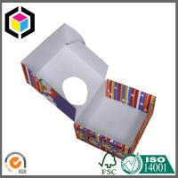 Custom Made Color Printing Corrugated Shipping Box in China; Color Shipping Box Manufactures