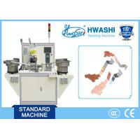 Copper Sliver Terminal automatic spot welding machine for Electrical Parts Manufactures