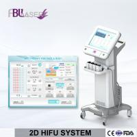 12 lines Wrinkle Removal 4D HIFU Machine Skin Rejuvenation Body Slimming Hifu 4D with CE/ISO Manufactures