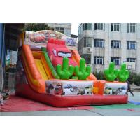PVC Tarpaulin Inflatable Sports Games Good Tension Waterproof Manufactures