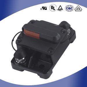 Sinle Pole DC 24v Automotive Circuit Breaker Car Amplifier Power System Manufactures