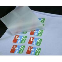 Cold/Hot Peel Matte/Glossy Finish Heat Transfer release coated PET Films for textiles screen printing Manufactures
