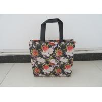 China Handle Printed Non Woven Shopping Bag / Personalized Gift Bags on sale