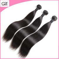 Guangzhou Unprocessed Brazilian Hair  Natural Color Straight  Hair 8-40 inch Virgin Hair Manufactures