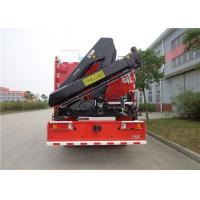 4x2 Drive Type Heavy Rescue Fire Truck EH3135 BINSON Electric Generator Manufactures