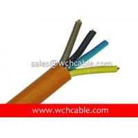 UL21140 Crane Control Panel Cable PUR Jacket Rated 60C 1000V Manufactures