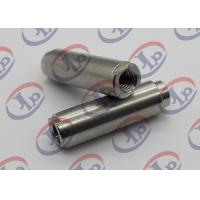 M6-15 Internal Thread Metal Milling Parts 316 Stainless Steel Shaft OEM ODM Manufactures