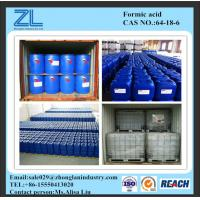 Formic acid With MSDS Manufactures