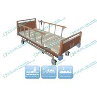 China Collapsible Aluminium Guardrails medical electric beds Height adjustable 380 - 650mm on sale