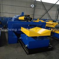 High Speed Hydraulic Decoiling Machine With Coilcar For 7 Ton /10 Ton Ready In Stock Manufactures