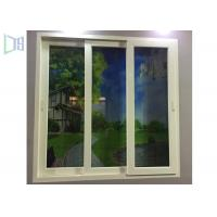 Quality Anti Aging Aluminium Doors And Windows , Double Glass Sliding Window For for sale