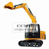 Efficient Low Consumption 60 kw A/C Earthmoving Excavator Machinery CE ISO Manufactures