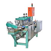 Buy cheap Automatic machine production brass bus bar terminal machine , terminal block connector , bus bar terminal from wholesalers