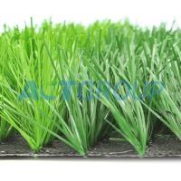 UV Resistant Artificial Football Turf 50mm Pile High Sports Performance For Football Field Manufactures