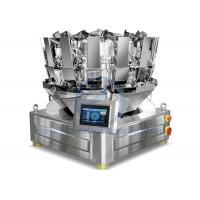 14 Heads Automatic Weight Machine 1100*1100*1780mm Remote Control Available Manufactures