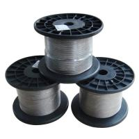 stainless steel wire rope manufacturer Manufactures