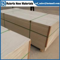 Fire resistant and water resistant calcium silicate board factory China, Free samples REF-01 Manufactures