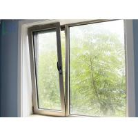 Quality Commercial Double Glazed Tilt And Turn Windows Vertical / Horizontal Opening for sale