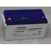 12V 80AH VRLA Gel Valve Regulated Lead Acid Batteries For Wheel Chair Manufactures